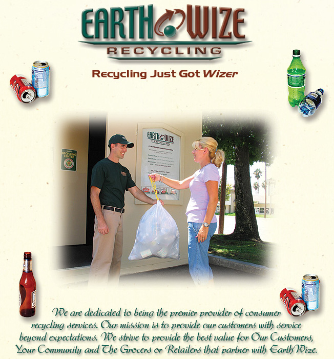 Earthwize Recycling Logo